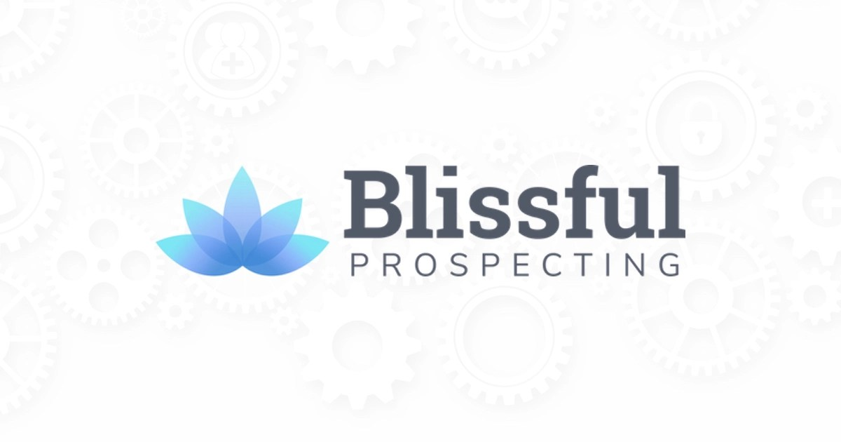 Apps & Tools - Blissful Prospecting