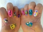 nail art bliss hair & beauty
