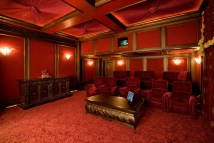 DIY Home Theater Room Design
