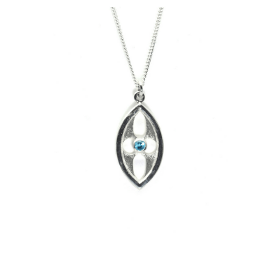 Arch architectural inspired pendant