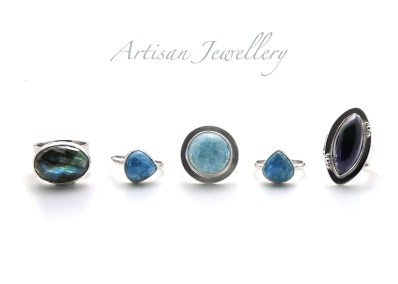 Artisan Jewellery Ring Slide | Bliss Jewellery