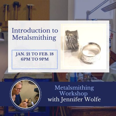 Introduction to Metalsmithign