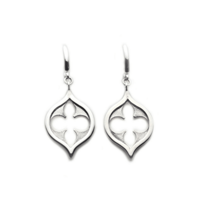 Architectural Inspired Earrings