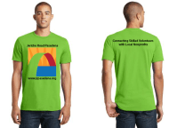 Volunteer Recognition Tshirt for Non-Profit