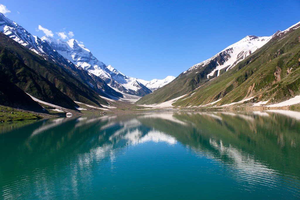 Lake Saiful Muluk, Pakistan