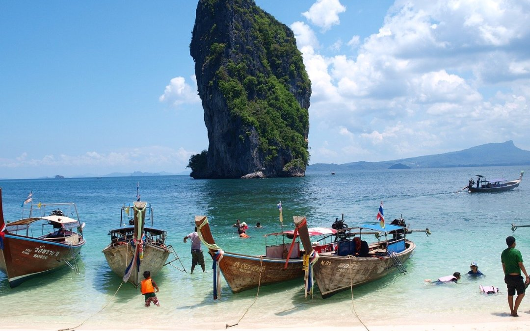 Top Tourist Attractions in Phang Nga