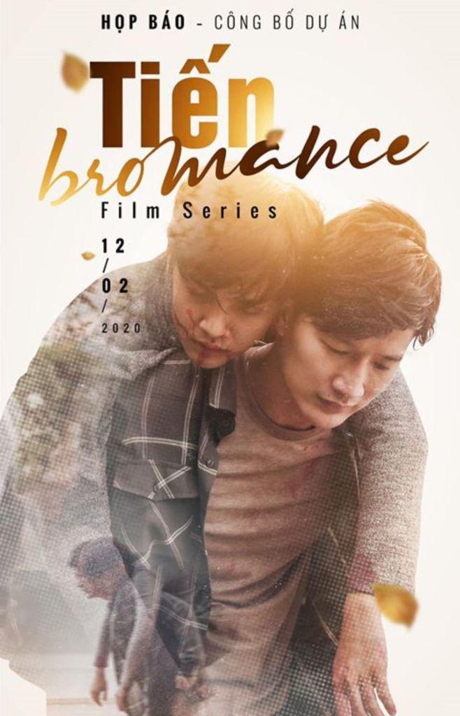 Tien Bromance - a Vietnamese BL series