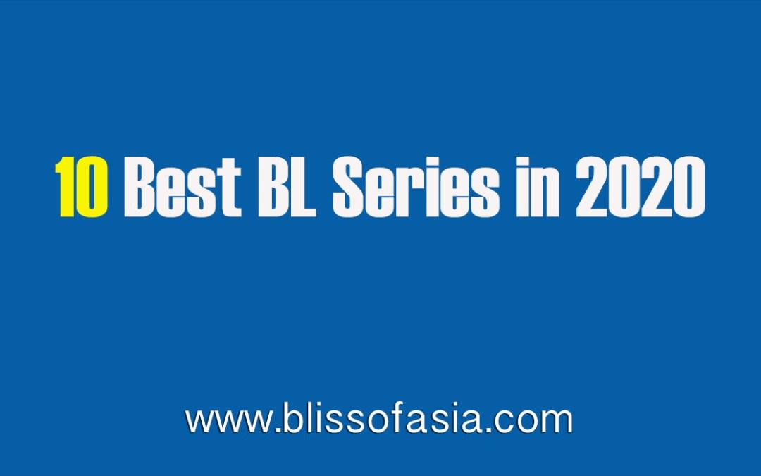 10 Best BL Series in 2020