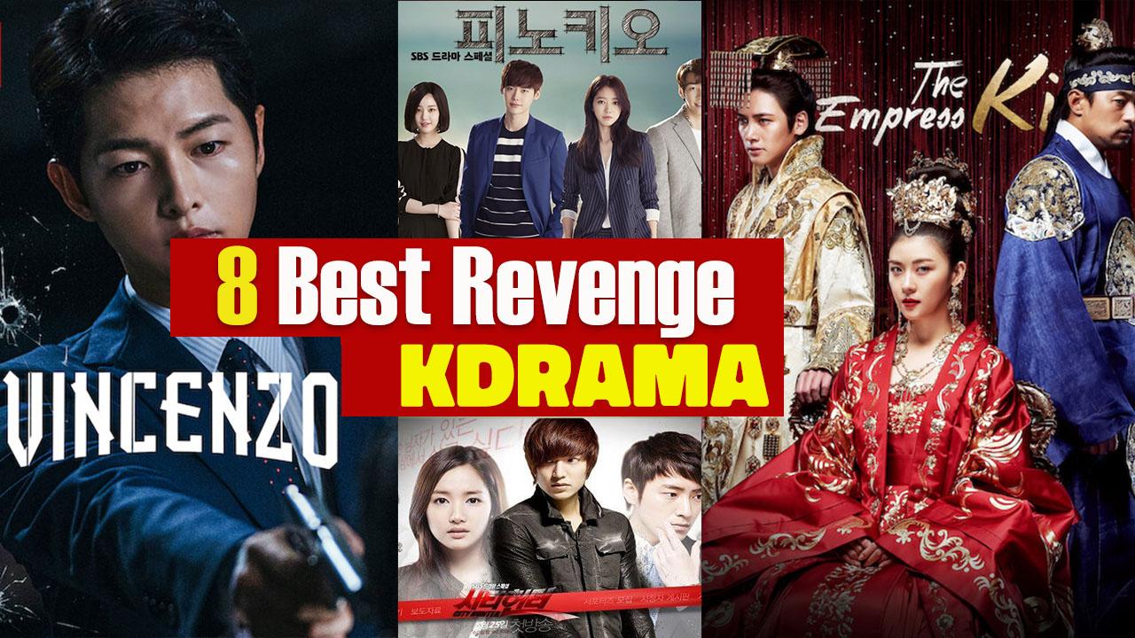 8 Best Revenge KDrama to Binge-Watch