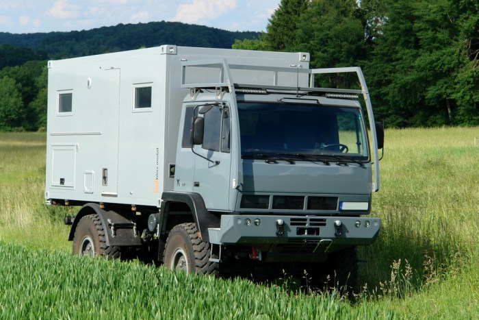 Expedition Vehicle by Bliss Mobil and Excap