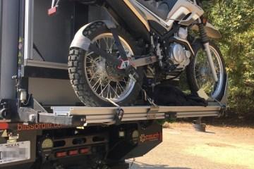 Bliss Mobil moto lift