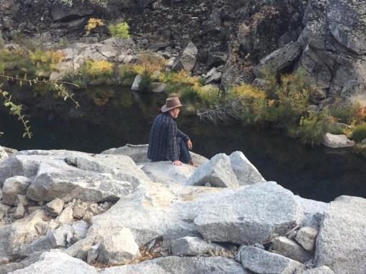 Redinger Lake