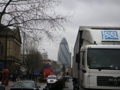 Londongerkinandtruck