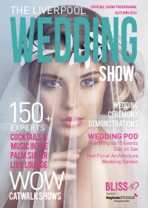The Liverpool Wedding Show Magazine Front Cover