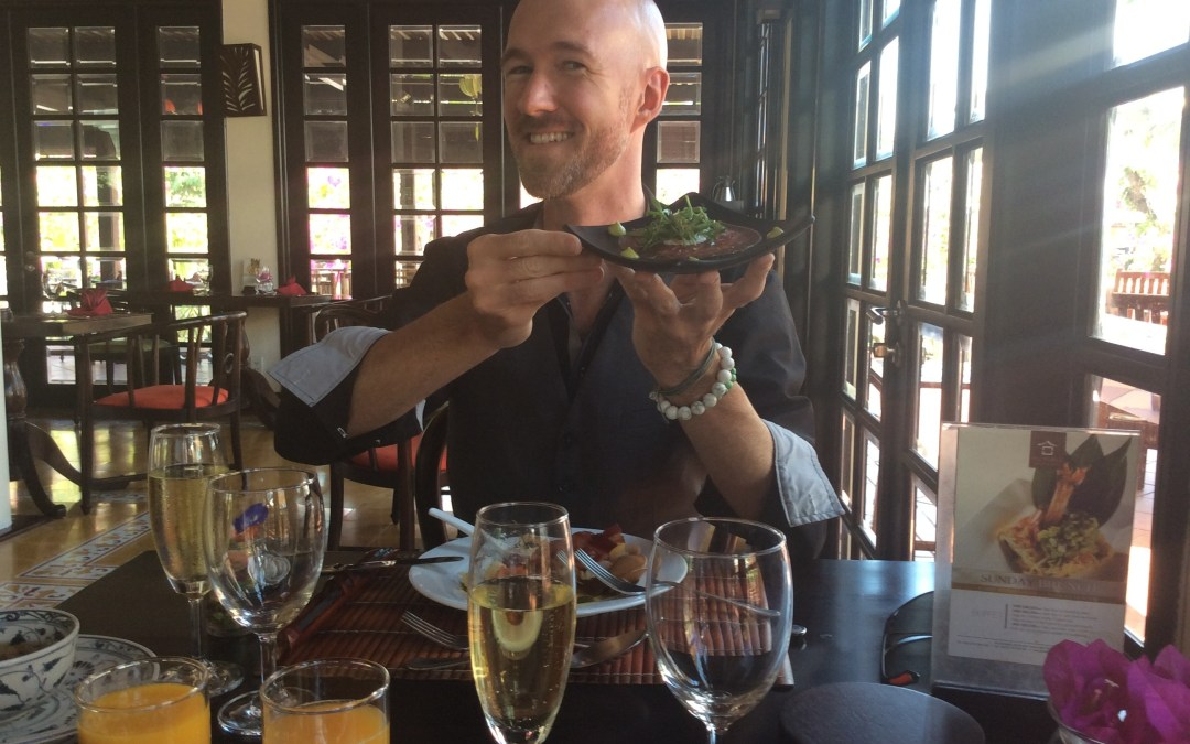 Magical Sunday Brunch At Victoria Resort, Hoi An