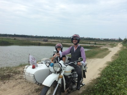 Exploring The Hoi An Countryside In Style