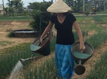 Focused On Organic Farming