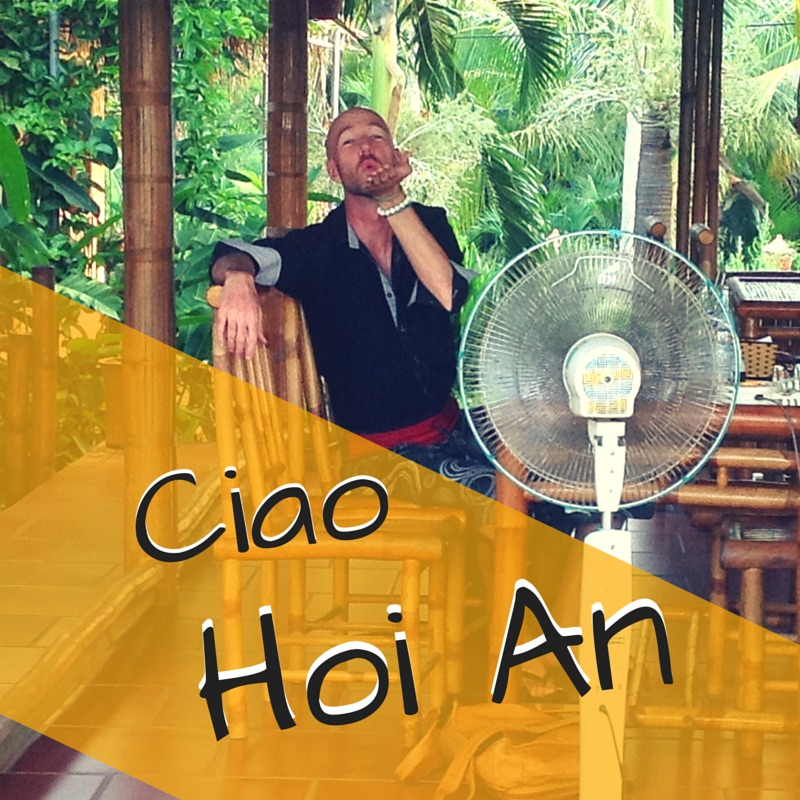 Saying Goodbye to Hội An, Vietnam