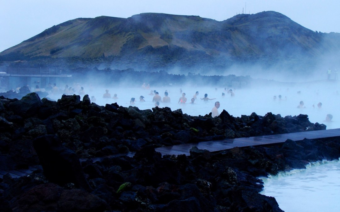 Take A Steamy Dip With Us In Iceland's Blue Lagoon