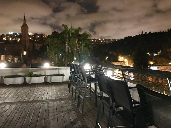 Alegra Boutique Hotel has such an enchanting rooftop view.
