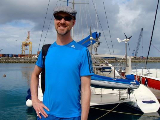 Calabaza Cruise, Barbados