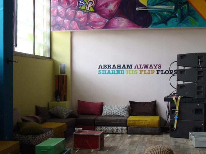 Abraham Hostel, Tel Aviv