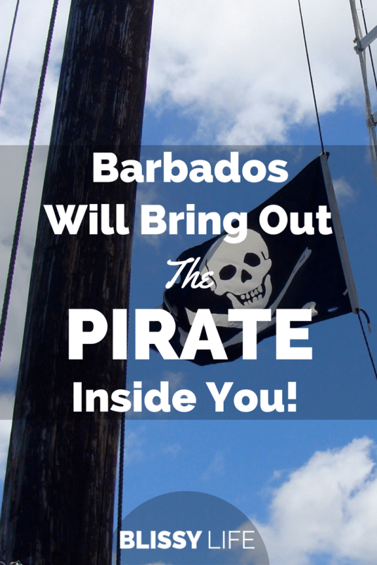 Barbados Will Bring Out The PIRATE Inside You!