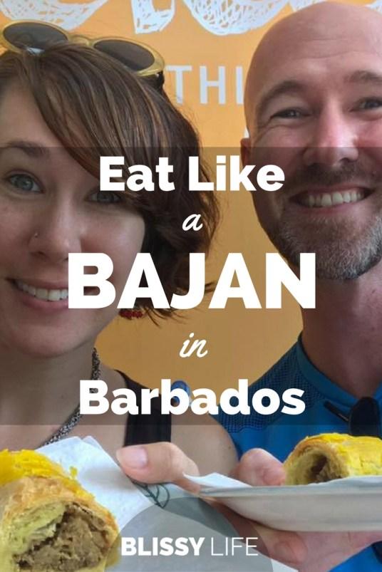 Eat Like a BAJAN in Barbados