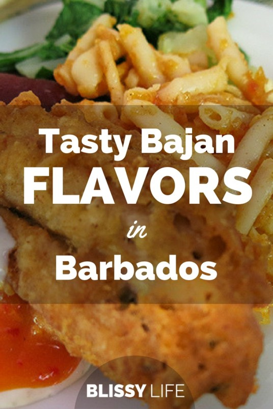 Tasty Bajan FLAVORS in Barbados