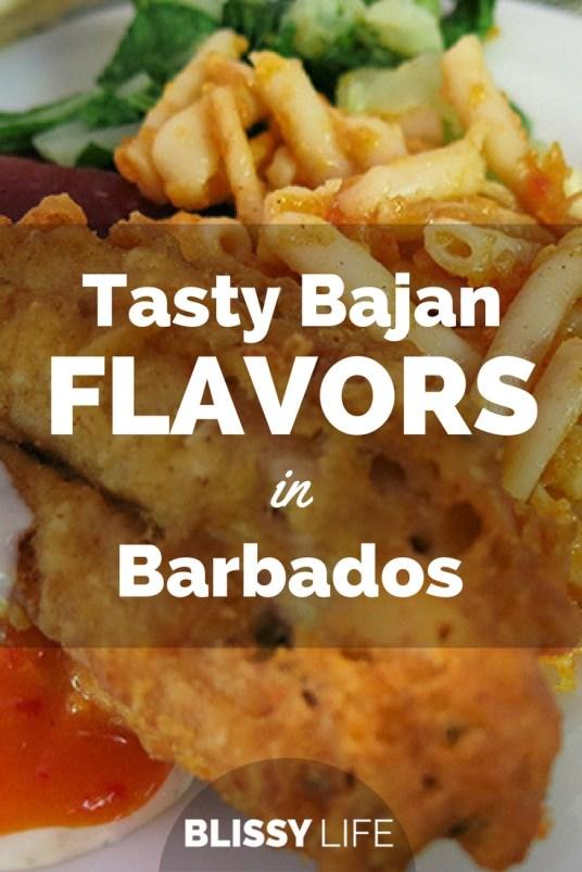 Tasty Bajan FLAVORS in Barbados