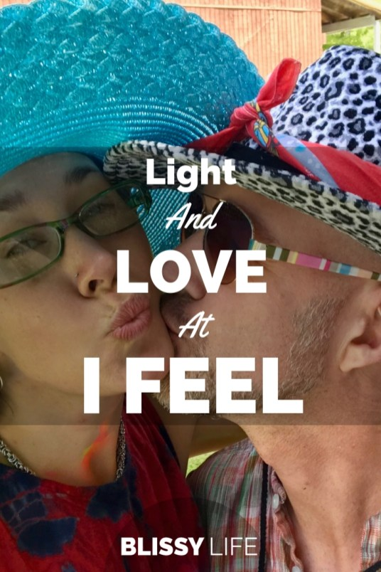Light And LOVE At I FEEL