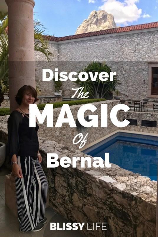 Discover The MAGIC Of Bernal