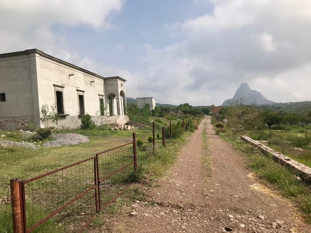 Rancho San Jorge en Bernal Querétaro