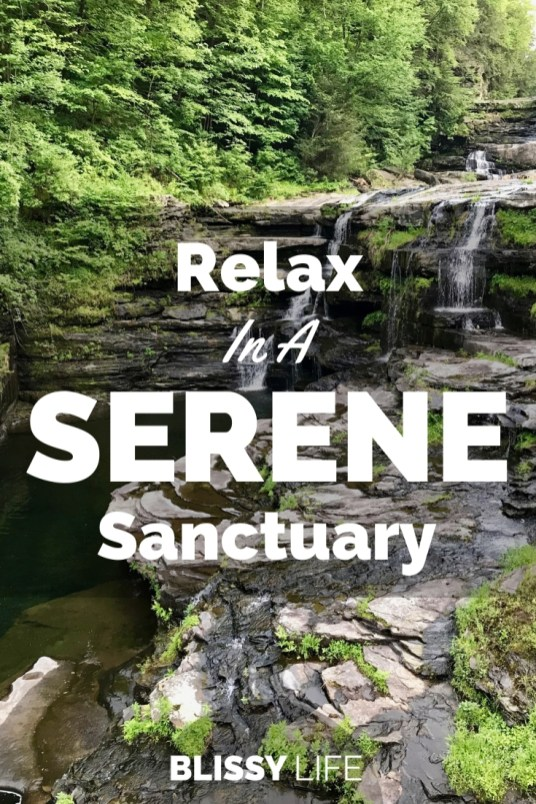 Relax In A SERENE Sanctuary