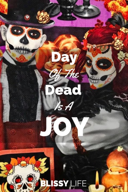 Day Of The Dead Is A JOY