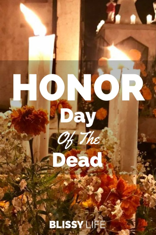 HONOR Day Of The Dead