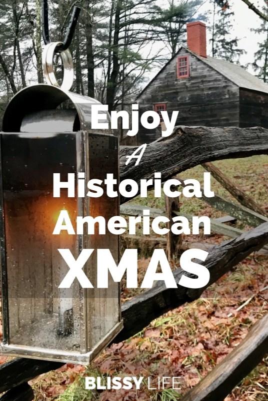 Enjoy A Historical American XMAS