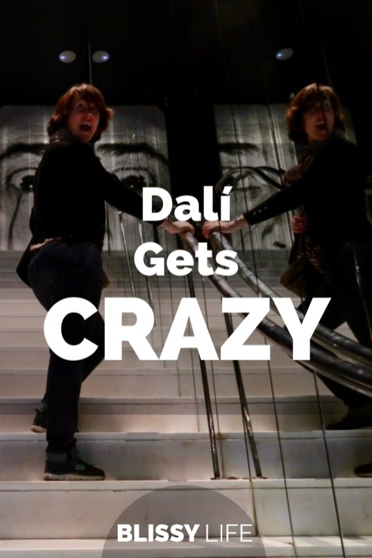 Dalí Gets CRAZY