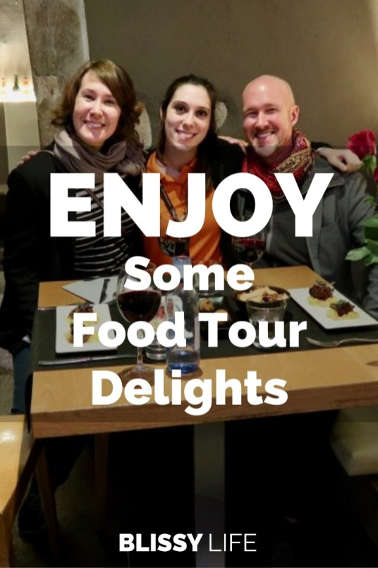 ENJOY Some Food Tour Delights