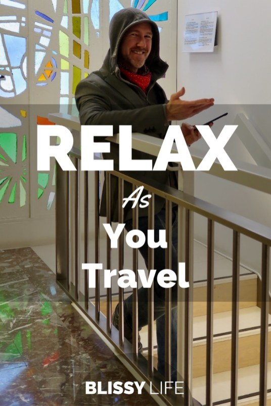 RELAX As You Travel