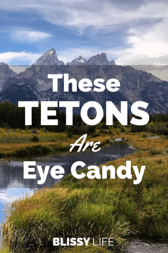 These TETONS Are Eye Candy