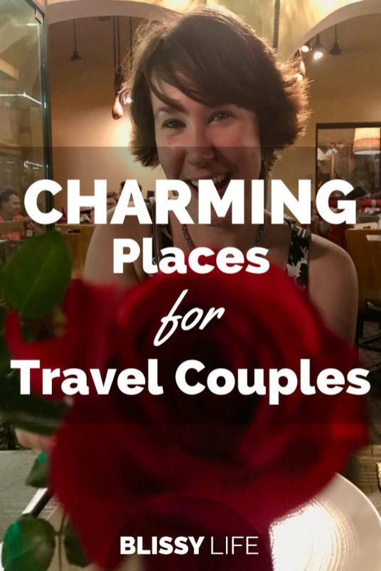 CHARMING Places for Travel Couples