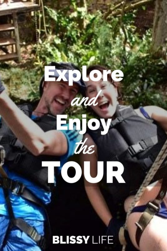 Explore and Enjoy the TOUR
