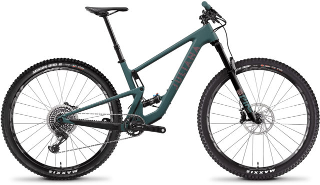 Blister Brand Guide: Santa Cruz / Juliana Mountain Bike