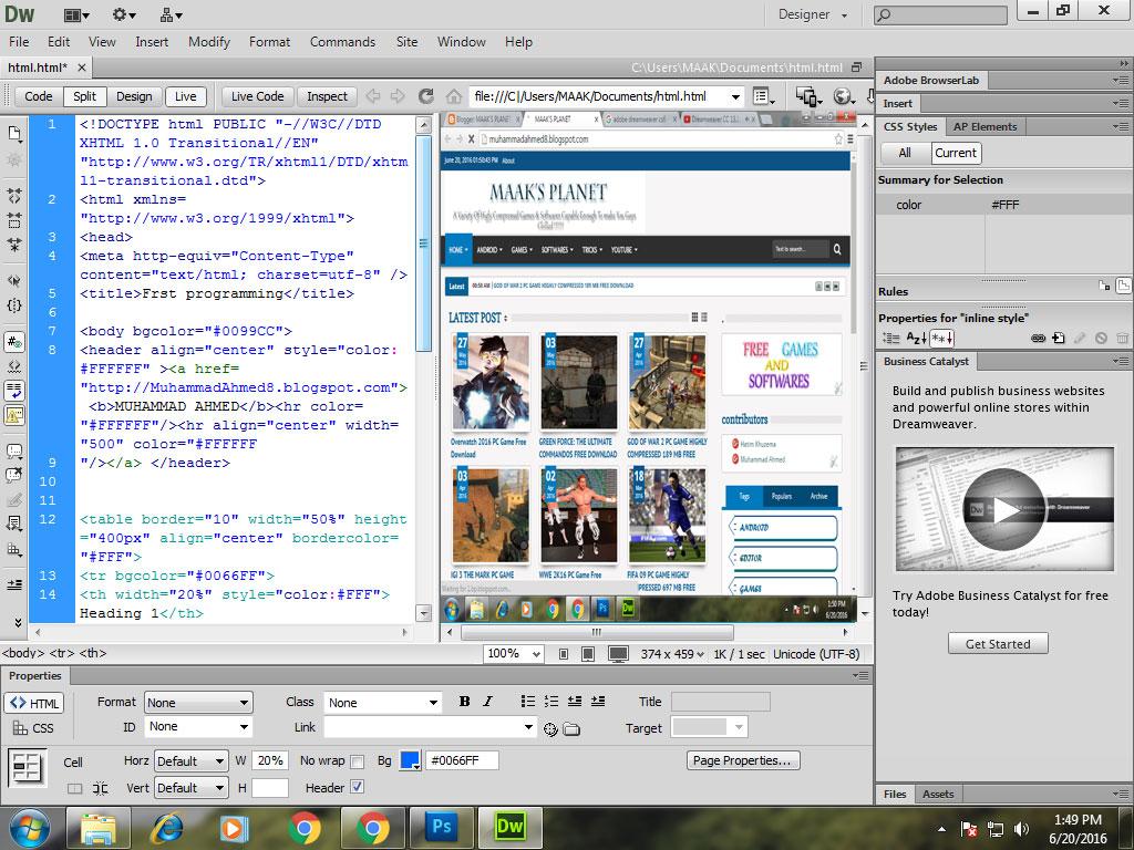 Dw Adobe Dreamweaver Cs6 Download - blitzcelestial