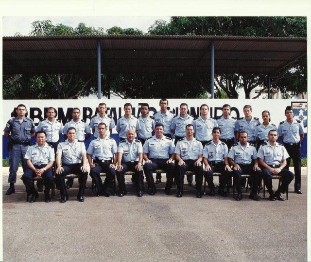 oficiais primeiro bpm 2001