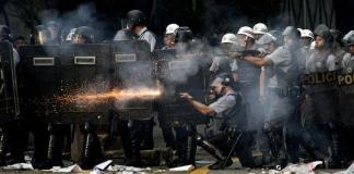 Polícia e Revolução