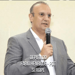 Deputado Fábio Henrique – PDT – Polícia Rodoviária Federal
