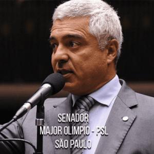 Senador Major Olímpio – Major PMESP