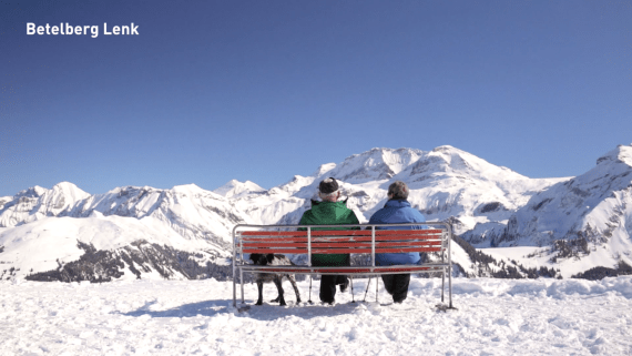 Winterfilm für Lenk Bergbahnen by Werbeagentur Bern - Blitz & Donner